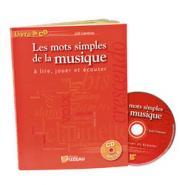 Genetay Joel - Les Mots Simples De La Musique + Cd