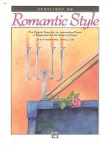 Catherine Rollin - Spotlight On Romantic Style - Piano
