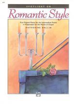 Catherine Rollin - Spotlight On Romantic Style - Piano