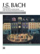 Bach Johann Sebastian - Little Clavier Book - Piano Solo