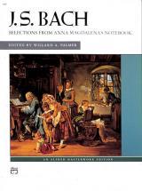 Bach Johann Sebastian - Anna Magdalena
