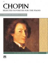 Chopin Frederic - Selected Favorites - Piano Solo