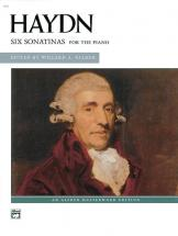 Haydn Franz Joseph - 6 Sonatinas - Piano Solo