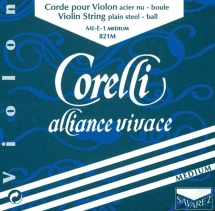 Corelli Cordes Violon Alliance Medium 802m