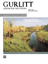 Gurlitt Cornelius - Album For The Young - Piano Solo