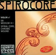 Thomastik Cordes Violon Spirocore Noyau Spirale Moyen S9