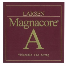 Larsen Strings Cordes Pour Violoncelle Magnacore Medium