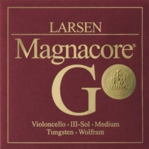 Larsen Strings Cordes Pour Violoncelle Magnacore Arioso