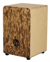 Lp Latin Percussion Cajon Aspire Accents Havana Café Lpa1332-hc