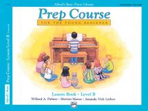 Palmer Manus And Lethco - Alfred Prep Course Lesson Book Level B - Piano