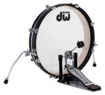 Dw Drum Workshop Grosse Caisse Design Pancake 20x2,5