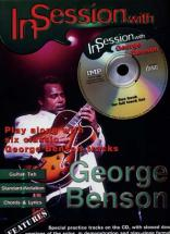 Benson George - In Session With + Cd - Guitare Tab
