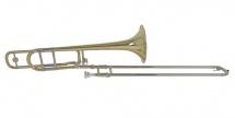 Bach Vincent Bach Trombone Ténor Sib/fa Tb450b