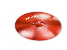 Paiste Cymbales Crash 900 Serie Color Sound Red 18 Heavy