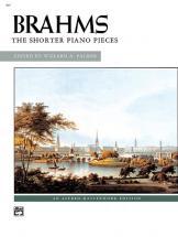 Brahms Johannes - Shorter Piano Pieces - Piano Solo