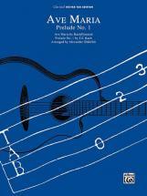Bach Johann Sebastian - Ave Maria/prelude No1 - Pvg