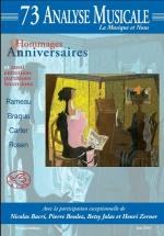 Analyse Musicale N°73 - Rameau, Braque, Carter, Rosen
