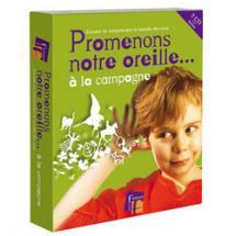 Genetay Joel - Promenons Notre Oreille A La Campagne - Coffret + 2 Cd