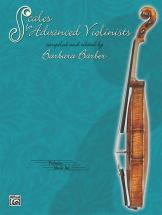 Barber Barbara - Scales For Advanced Violinists - Violin