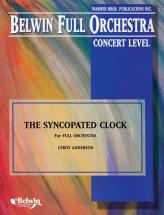 Anderson Leroy - Syncopated Clock - Full Orchestra
