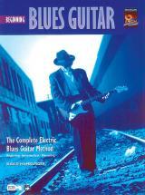 Hamburger David - Beginning Blues Guitar + Cd - Guitar