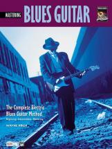 Riker Wayne - Mastering Blues Guitar + Cd - Guitar