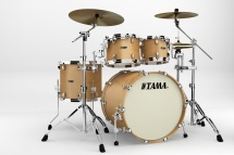 Tama Mp42zs-vam - Kit Starclassic Maple 4 F�ts Sans Accessoires - Vintage Antique Maple