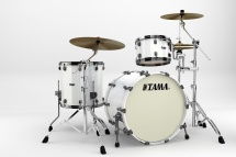 Tama Mp32rzbns-pwh - Kit Starclassic Maple 3 F�ts Sans Accessoires - Piano White