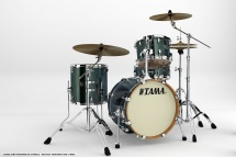 Tama Vd48s-bcm - Kit Silverstar 4 F�ts Sans Accessoires - Blue Chameleon Sparkle
