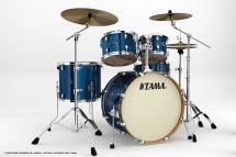 Tama Vd52krs-isp - Kit Silverstar 5 F�ts Sans Accessoires - Indigo Sparkle