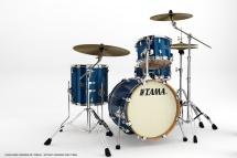 Tama Vd48s-isp - Kit Silverstar 4 F�ts Sans Accessoires - Indigo Sparkle