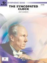 Anderson Leroy - Syncopated Clock - Symphonic Wind Band