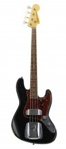 Fender Custom Shop 60 Jazz Bass Relic - Rosewood Black