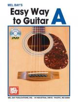 Bay Mel - Easy Way To Guitar A + Dvd - Guitar