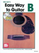 Bay Mel - Easy Way To Guitar B + Cd - Guitar