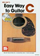Bay Mel - Easy Way To Guitar C + Cd - Guitar