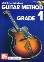 Bay Mel - Modern Guitar Method Grade 1 + Dvd - Guitar