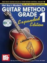 Bay William - Modern Guitar Method Grade 1, Expanded Edition + Cd - Guitar