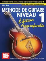 Bay William - Modern Guitar Method Grade 1, Expanded Edition - French Edition - Guitar