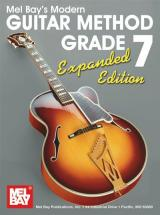 Bay William - Modern Guitar Method Grade 7, Expanded Edition - Guitar