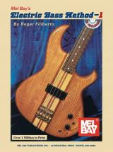 Filiberto Roger - Electric Bass Method Volume 1 + Cd - Electric Bass
