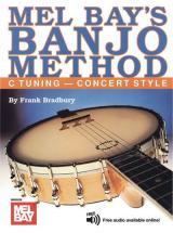 Bradbury Frank - Banjo Method - Banjo