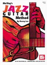 Lee Ronny - Jazz Guitar Method - Guitar