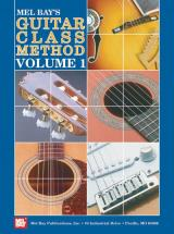 Bay William - Guitar Classic Method Volume 1 + Cd - Guitar