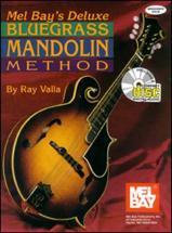 Valla Ray - Deluxe Bluegrass Mandolin Method + Cd - Mandolin