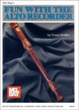 Zeidler Franz - Fun With The Alto Recorder - Recorder