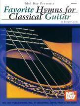 Castle Joseph - Favorite Hymns For Classical Guitar - Guitar