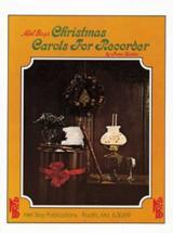 Zeidler Franz - Christmas Carols For Recorder - Recorder