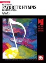 Price Tim - Favorite Hymns For Piano Solo - Keyboard