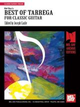 Castle Joseph - Best Of Tarrega For Classic Guitar - Guitar
